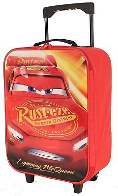 Lightning McQueen small Cabin Luggage BRAND NEW