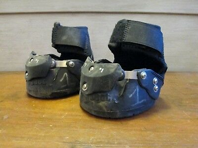 Pair of Easyboot Bare Horse Boots Trail Size 1 Used