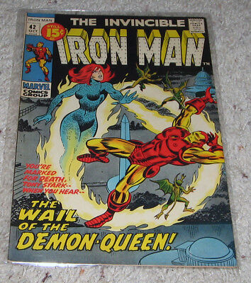 Iron Man 42 Demon Queen Siderman Homecoming Avengers Infinity War Lot