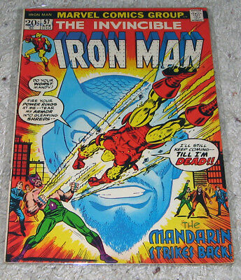 Iron Man 57 Mandarin  Spiderman Homecoming Avengers Infinity War Lot