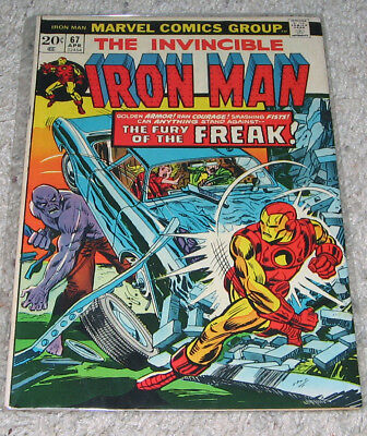 Iron Man 67 Freak   Spiderman Homecoming Avengers Infinity War Lot