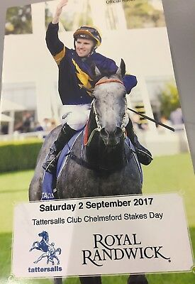 Winx Chelmsford Stakes Day Official Racebook