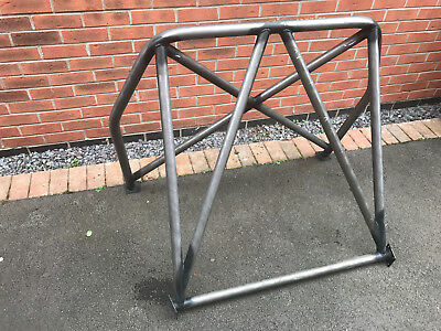 Renault Clio Half Roll Cage 172 182 FIA Truck Rally Race