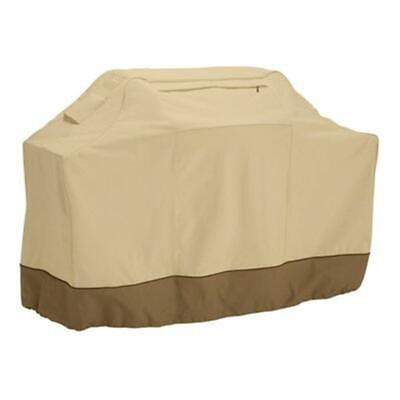 """Outdoor BBQ Cover Waterproof 2 4 6 Burners Barbecue Protection 58"""" 64"""" 70"""" 72"""""""