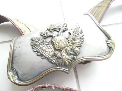 Austria-Hungary army officers dress cartridge pouch  rare  austro-hungary