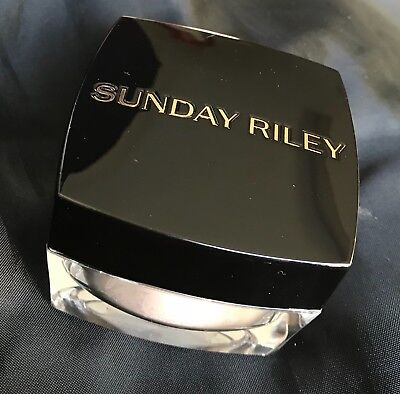 Sunday Riley Soft Focus Loose Powder Translucent Deep Brand New Full Size