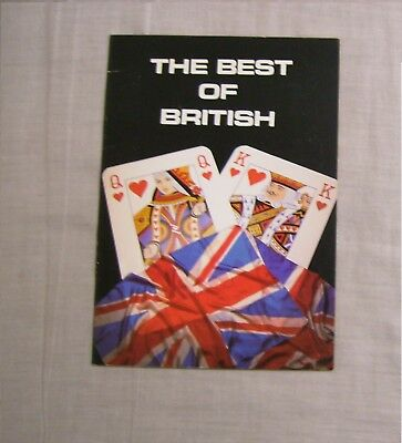 The Best of British by Goodliffe Publications