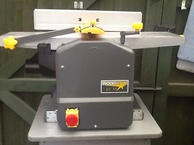 woodstar pt85 planer/ thicknesser