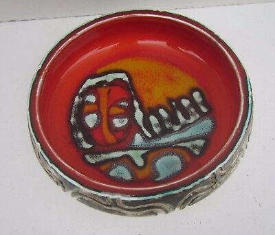 Old Poole Pottery Delphis Bowl 87