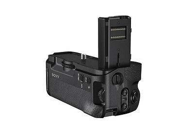 Genuine Sony Vertical Battery Grip for Alpha a7 II Digital Camera (VG-C2EM) - VG