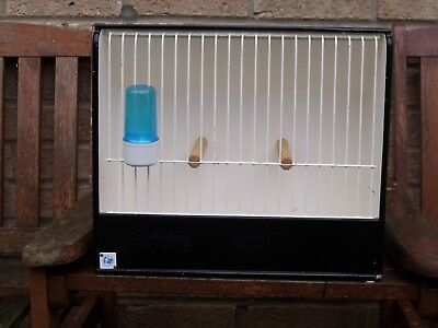 Budgie  Show  Cage