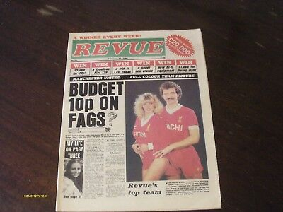 Page 3 Girls - Angie Layne, Jackie Sewell, Corrie St - Revue Newspaper - 1980