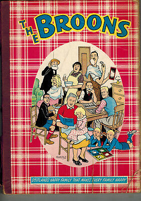 The Broons Annual 1962