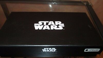 Authentic Rare Star Wars Wallet Japan