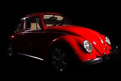 1968 Volkswagen Beetle - Classic  1968 VW Beetle (Frame-up Restoration - 100% Conversion to Electric) - $11995