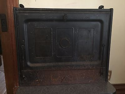 Antique Perfection Stove Top Oven With Glass Windows
