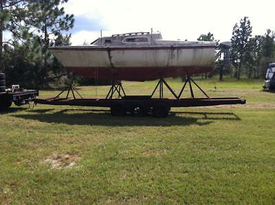 Sailboat Trailer