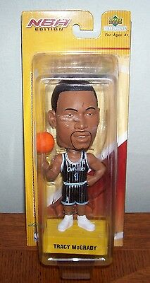 NBA Edition TRACY McGRADY Bobble Head Play Makers