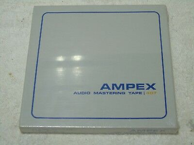 1 x Brand New & Sealed Ampex 407 7in 1/4in Wide Reel To Reel Tape Recording Tape