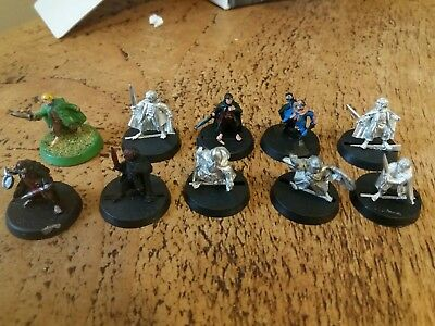 lord of the rings games workshop 10 hobits