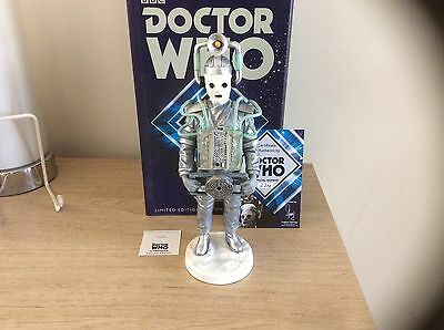 Robert Harrop DOCTOR WHO20 CYBERMAN 1966 THE TENTH PLANET LTD ED 250