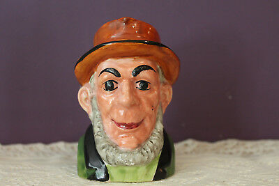 "Toby Mug 4-3/4"" Bill Brewer - Made In England"