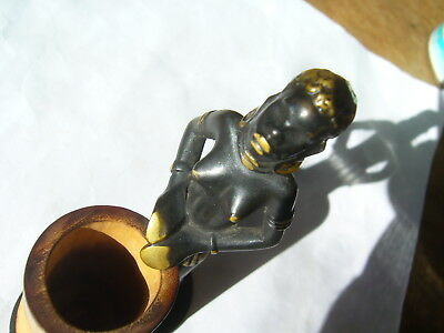 Mid-Century Bronze Toothpick Holder by RICHARD ROHAC RR Made in Austria