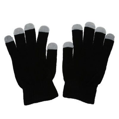 WINTER TOUCH SCREEN Conductive GLOVES for iphone ipad smart phones A2D3 J5V6