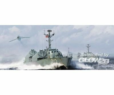Merit 67203 PLA Navy Type 21 Class Missile Boat in 1:72