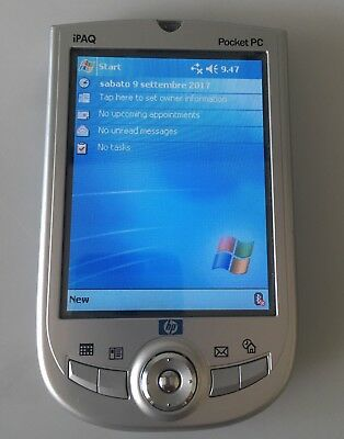 Pocket PC HP Ipaq H1940