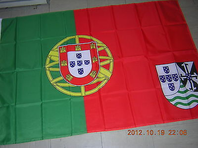 Pre-1974 Portuguese East India East Timor Colonial Government Ensign Flag 3x5ft