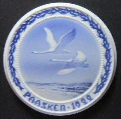 Bing and Grondahl, Flying Swans 1922, Easter plate