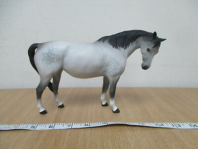 Rare Beswick Grey Matte Finish Horse Figurine