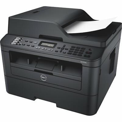 New Dell E515DW Duplex Wireless All-in-one Laser Printer/Copier/Scanner/Fax