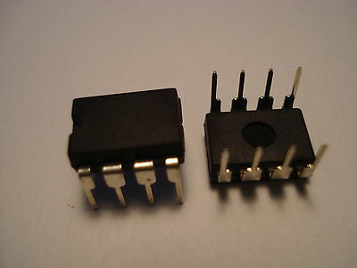 IC [2]  4558D NJM4558D JRC4558D DIP-8 Integrated Circuit  Free Shipping Canada