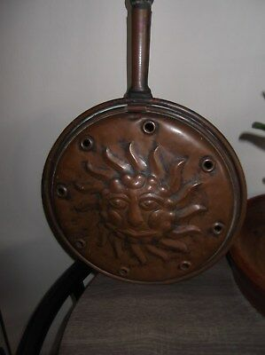 Copper/brass ?bed Pan