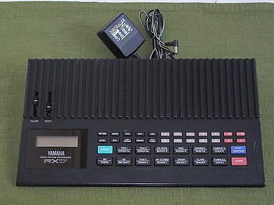Yamaha RX17 Digital Rhythm Programmer - Vintage drum machine 1987