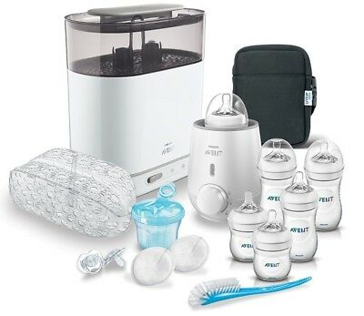 Brand NEW Philips AVENT Natural Bottle Solutions ***Free Shipping***