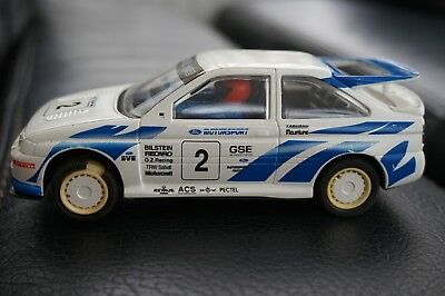 Hornby Hobbies car (unboxed) FORD ESCORT RS Cosworth
