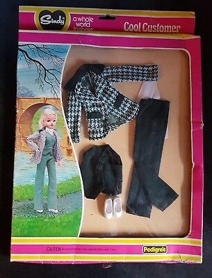 Vintage Sindy Doll's - Cool Customer 1980 - 43340 . Brand New In Box