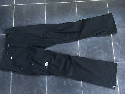 The North Face Apex Softshell Trousers 32W Long Leg Black