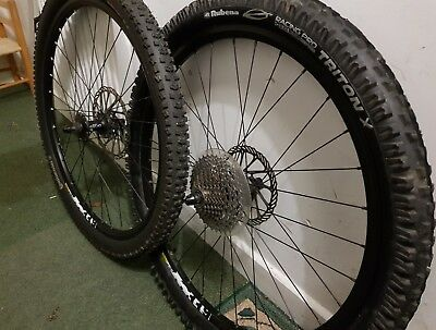 26 inch mavic mountain bike wheelset