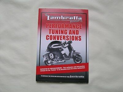 Lambretta Manual Of Performance Tuning And Conversions