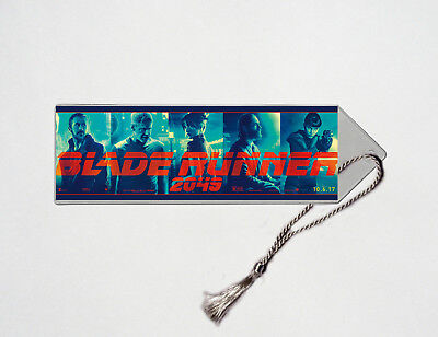 Blade Runner 2049 - Harrison Ford - Ryan Gosling - Movie Poster Bookmark #1