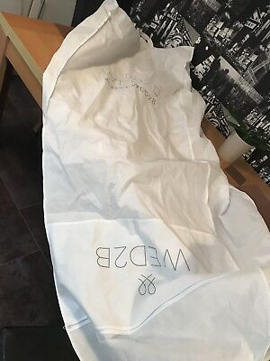 *Wedding Dress Bag Carrier Cover Bag Wed2b Never Used*