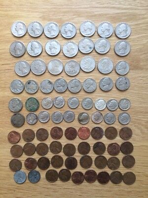 Collection Of Coins USA