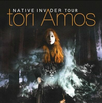 2 Tori Amos Tickets RCF row C for Massey Hall Oct 30th 19:30