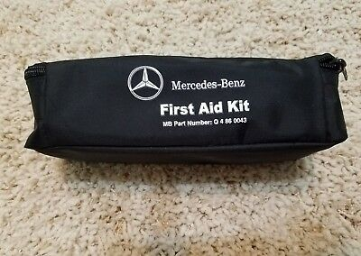 Mercedes Benz First Aid Kit - MB part number - Q4860043