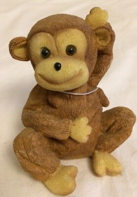 Treasured Pals Cheeky Monkey Ideal Stocking Filler
