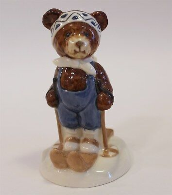 "Bing & Grondahl Porcelain Figurine ""Freddie and His Friends"" Ltd Ed. 2000 4.25"""